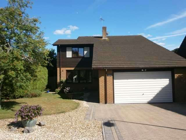4 Bedrooms Detached House for sale in RICKFORD ROAD, NAILSEA