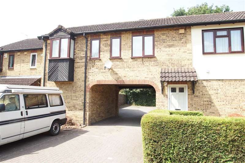 1 Bedroom Maisonette Flat for sale in Jellicoe Close, Windsor Meadows, Cippenham