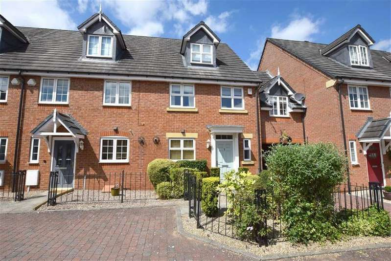 4 Bedrooms Town House for sale in Fosse Close, Burbage, Leicestershire