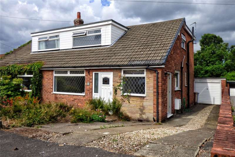 4 Bedrooms Semi Detached House for sale in Heights Avenue, Rochdale, Greater Manchester, OL12