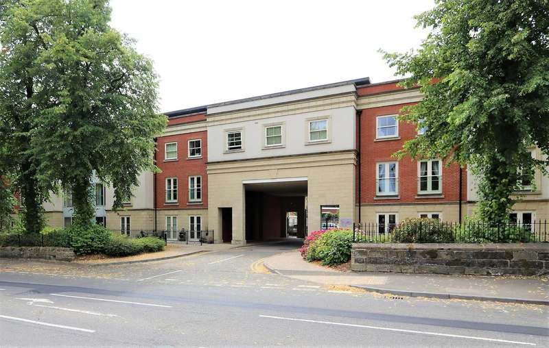 2 Bedrooms Apartment Flat for sale in Station Road, Ashby-De-La-Zouch, LE65...