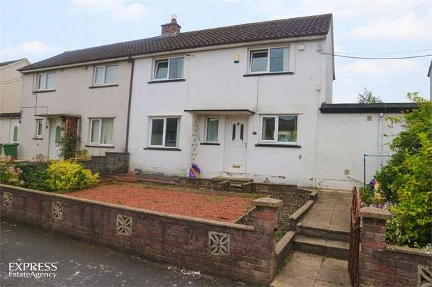 2 Bedrooms Semi Detached House for sale in Clifton Lodge, Great Clifton, Workington, Cumbria