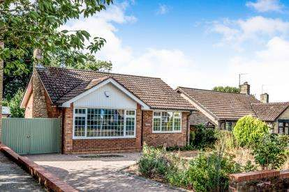 2 Bedrooms Bungalow for sale in Loring Road, Sharnbrook, Bedford, Bedfordshire