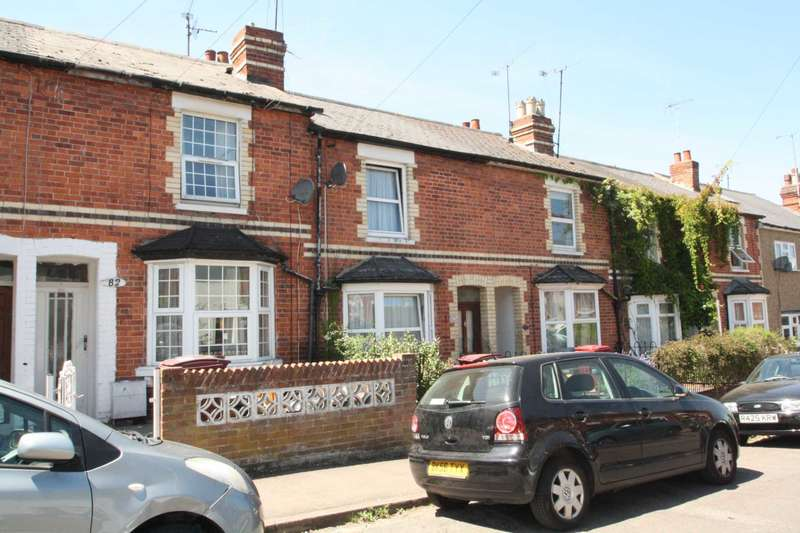 3 Bedrooms Terraced House for sale in Hatherley Road, Reading
