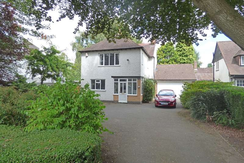 3 Bedrooms Detached House for sale in Lutterworth Road, Nuneaton, CV11