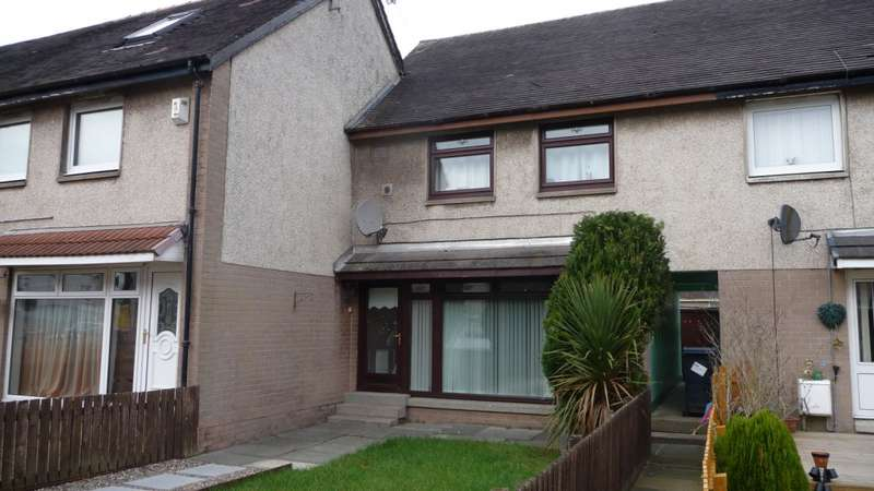 2 Bedrooms Terraced House for sale in Ramsey Wynd, Bellshill, ML4