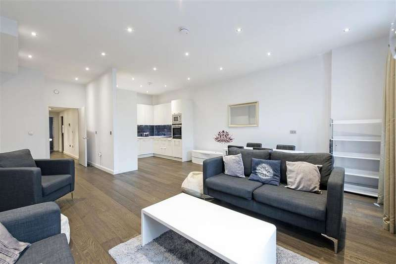 2 Bedrooms Flat for sale in Buckingham Palace Road, SW1W