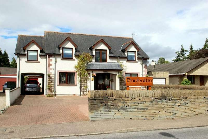 5 Bedrooms Guest House Commercial for sale in 164 Culduthel Road, Inverness, IV2