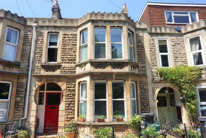 3 Bedrooms Terraced House for sale in Wick Road, Brislington, Bristol