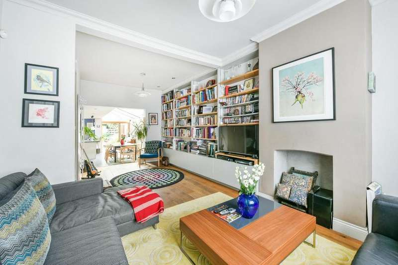 3 Bedrooms Terraced House for sale in Hatcham Park Road, New Cross