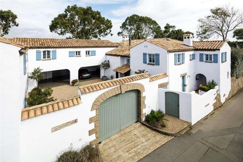 7 Bedrooms Unique Property for sale in Le Mont De La Rocque, St. Brelade, Jersey, JE3