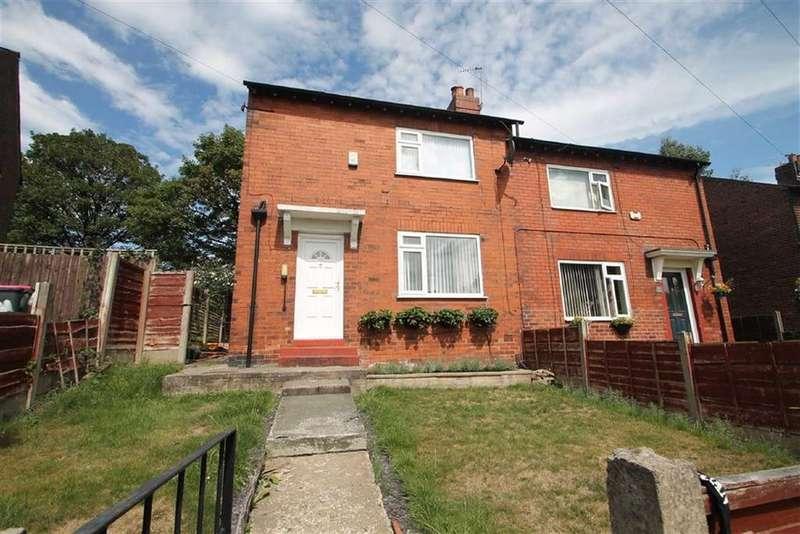 3 Bedrooms Semi Detached House for sale in Wordsworth Road, Swinton