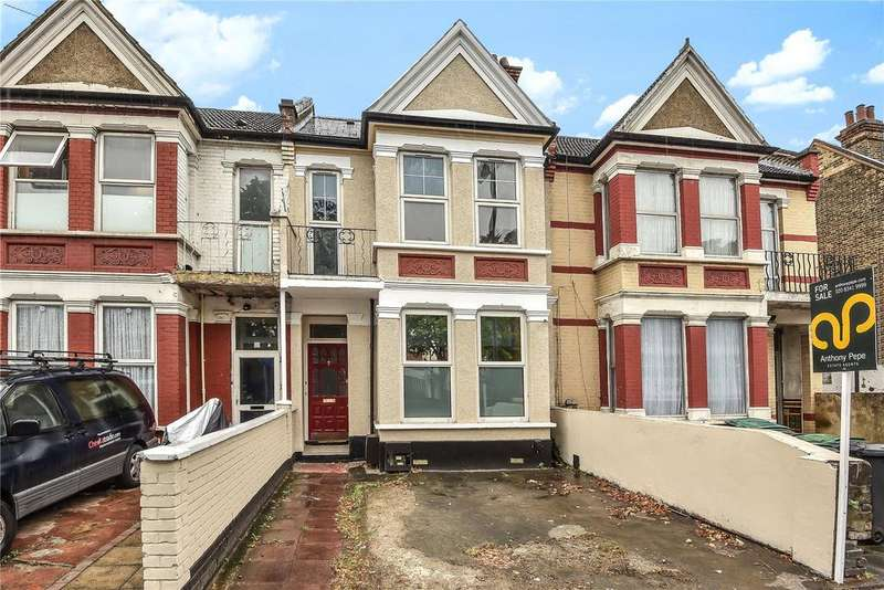 2 Bedrooms Flat for sale in Bruce Grove, Harringay, London, N17