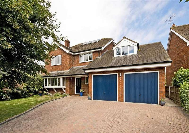 5 Bedrooms Detached House for sale in Picken End, Hanley Swan
