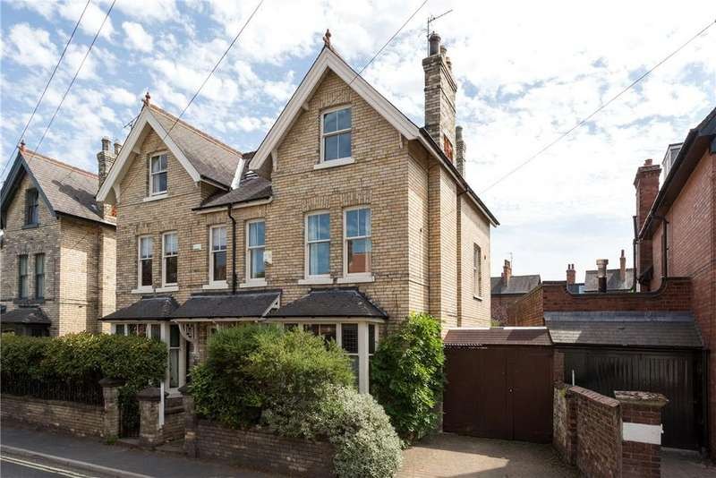 5 Bedrooms Semi Detached House for sale in Burton Stone Lane, York, YO30