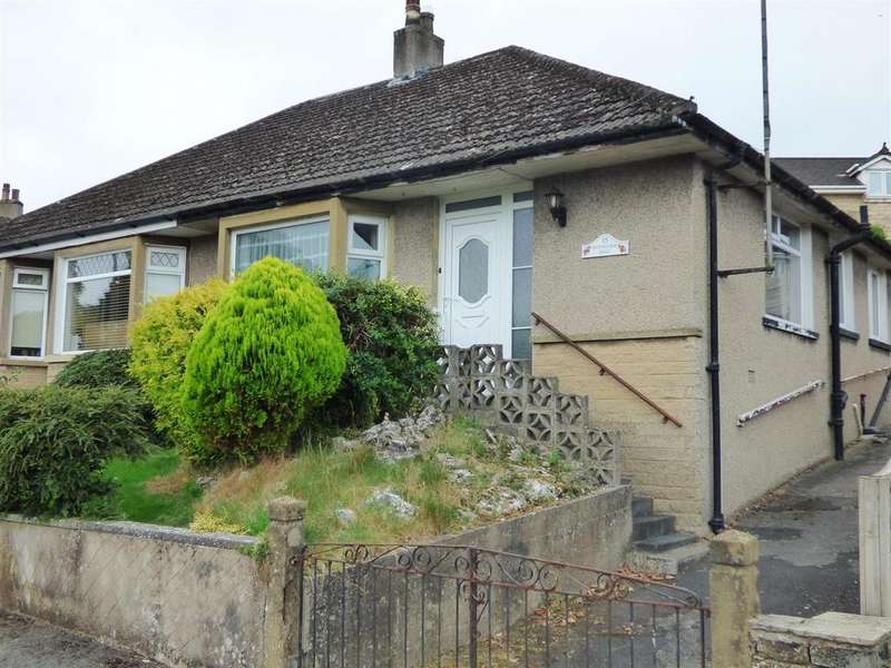 2 Bedrooms Semi Detached Bungalow for sale in Westbourne Road, Warton, Carnforth