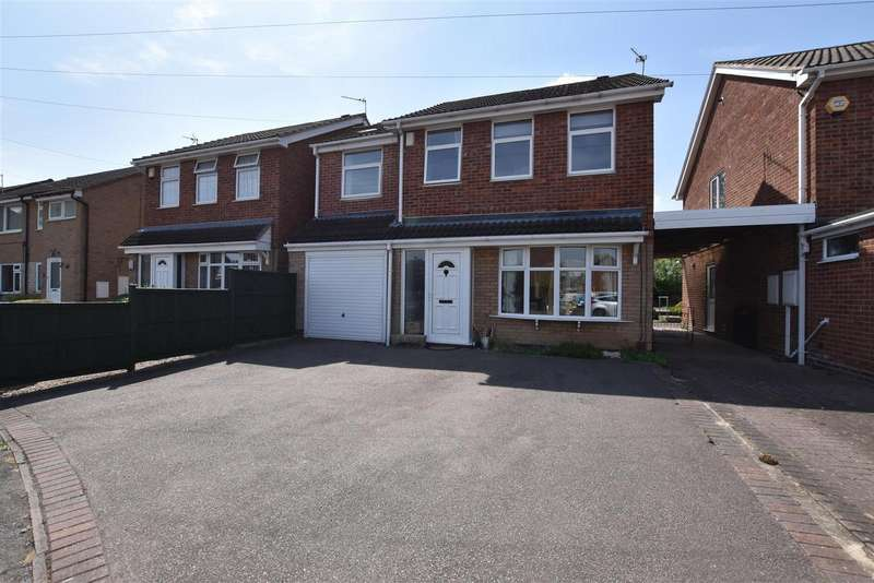 4 Bedrooms Property for sale in Hathern