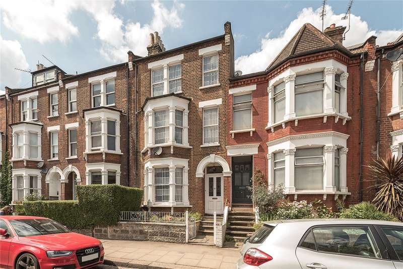 4 Bedrooms Terraced House for sale in Constantine Road, Hampstead, London, NW3