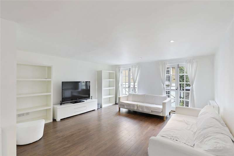 3 Bedrooms House for sale in Hanover Place, Bow, London, E3