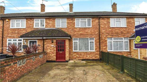 2 Bedrooms Terraced House for sale in Goodwin Road, Slough, Berkshire