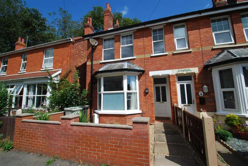 3 Bedrooms End Of Terrace House for sale in Wilford Grove, Skegness