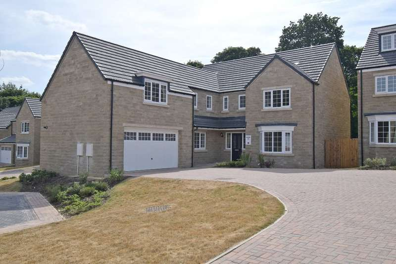 5 Bedrooms Detached House for sale in Kings Glade, Barnsley Road, Newmillerdam