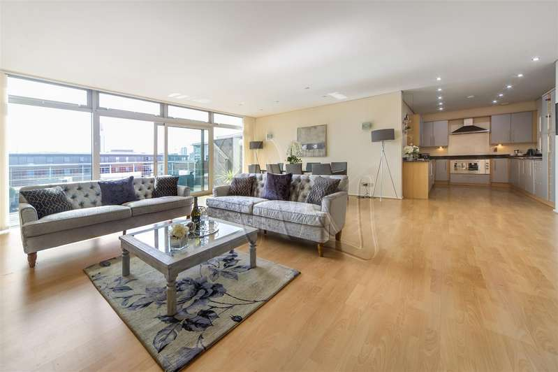 3 Bedrooms Apartment Flat for sale in Great Hampton Street, Birmingham