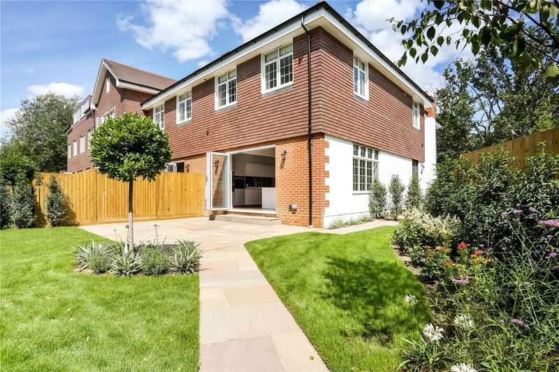 4 Bedrooms Terraced House for sale in Chobham Road, Sunningdale, Berkshire, SL5