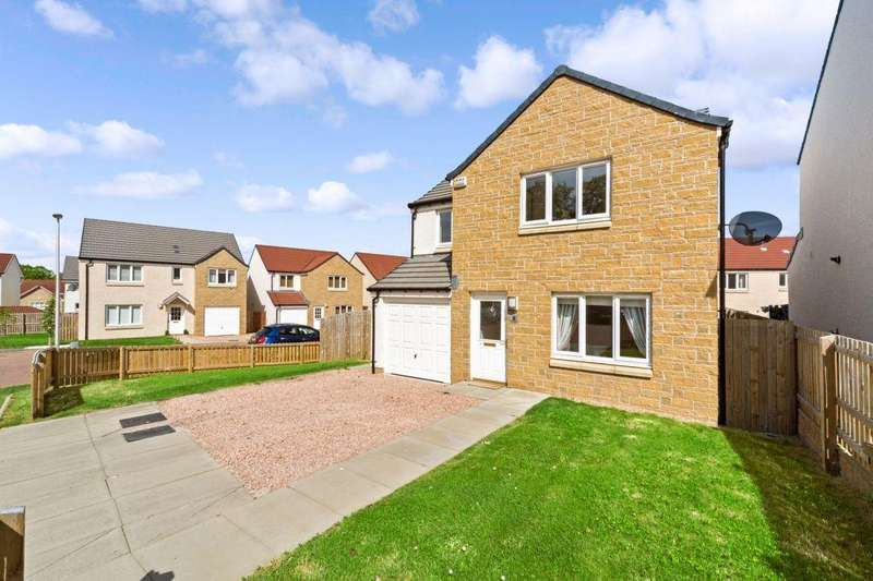 4 Bedrooms Detached House for sale in 8 Whitehouse Court, Gorebridge, EH23 4FR