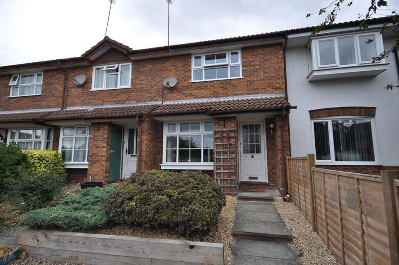 2 Bedrooms Terraced House for sale in Hurricane Way, Woodley, Reading, RG5 4XJ