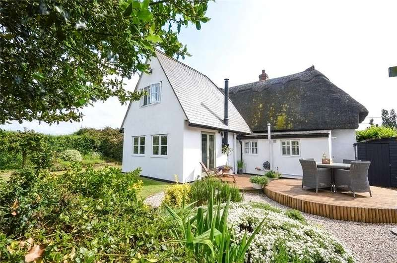 4 Bedrooms Detached House for sale in Mallows, Patmore End, Ugley, Essex, CM22