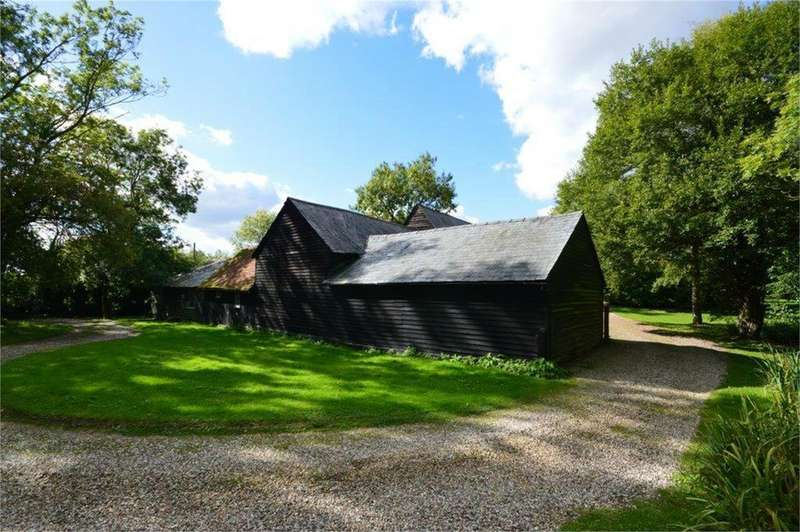 Plot Commercial for sale in Carters Barn, Fryars Lane, High Wych, Hertfordshire, CM21