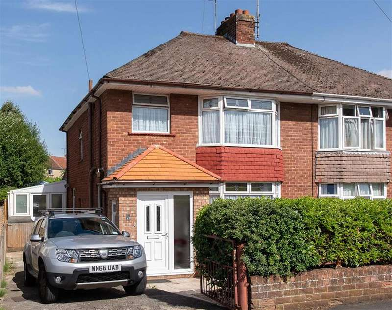 3 Bedrooms Semi Detached House for sale in Burley Grove, Bristol, BS16 5QD