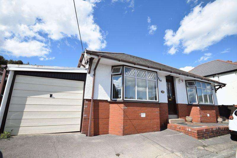 2 Bedrooms Detached Bungalow for sale in Usk Road, New Inn