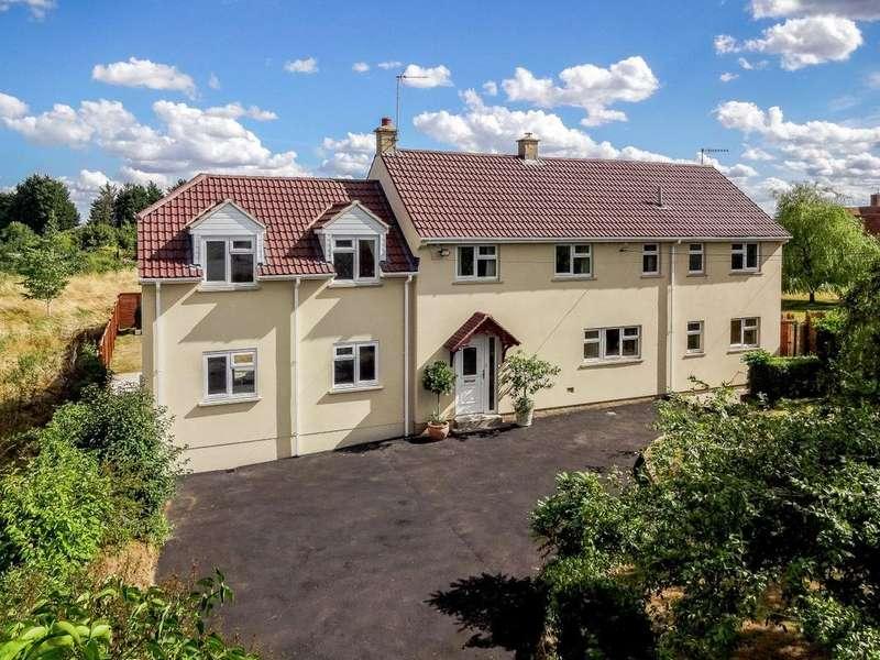 4 Bedrooms Detached House for sale in Seend Hill, Seend, Melksham, Wiltshire