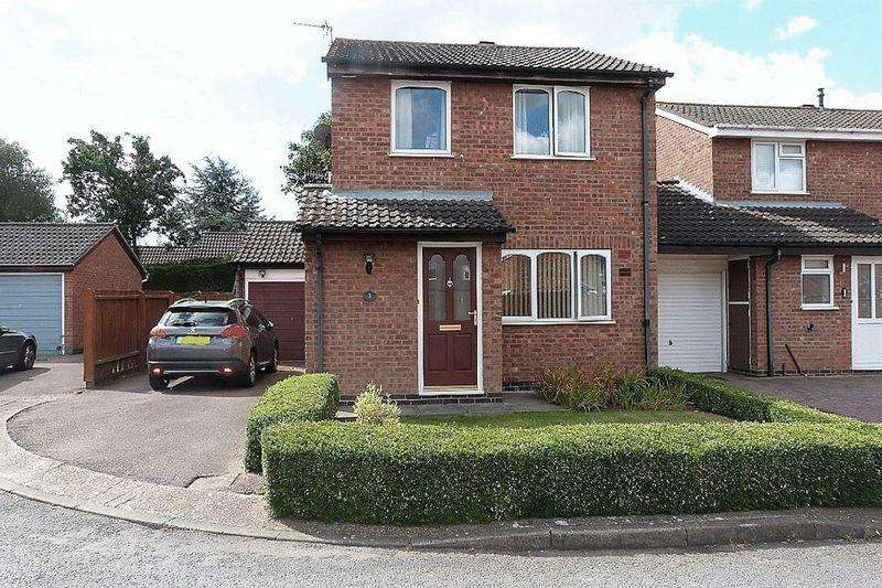 3 Bedrooms Detached House for sale in Hollybrook Close Thurmaston