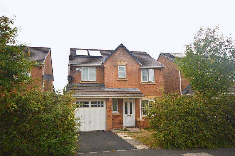 4 Bedrooms Detached House for sale in Addenbrooke Drive, Hunts Cross