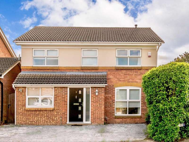 4 Bedrooms Detached House for sale in Iredale View, BALDOCK, SG7