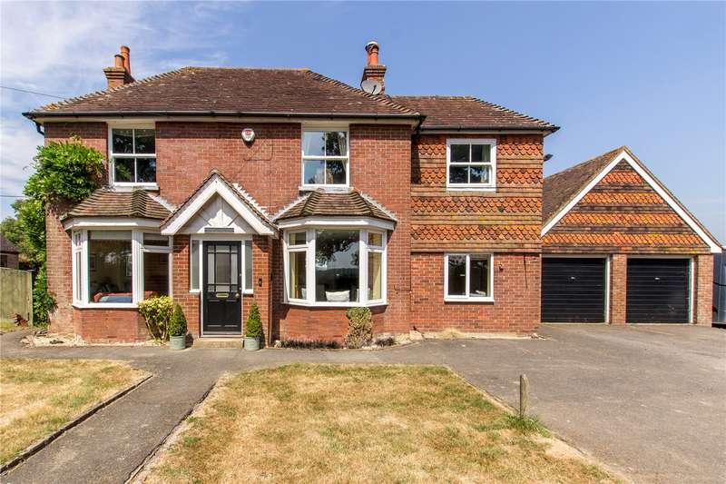 4 Bedrooms Detached House for sale in Saltmarsh Lane, Hailsham