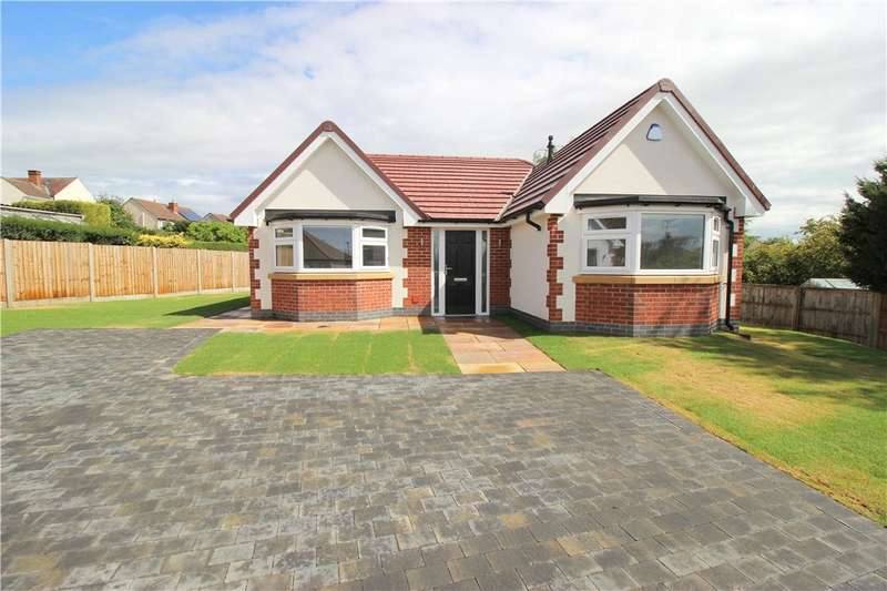 3 Bedrooms Detached Bungalow for sale in Hillside Avenue, Chaddesden, Derby, Derbyshire, DE21
