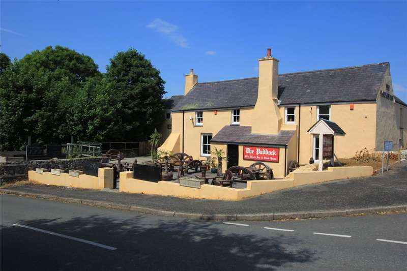 4 Bedrooms Detached House for sale in Paddock Inn, Penally, Tenby, Pembrokeshire