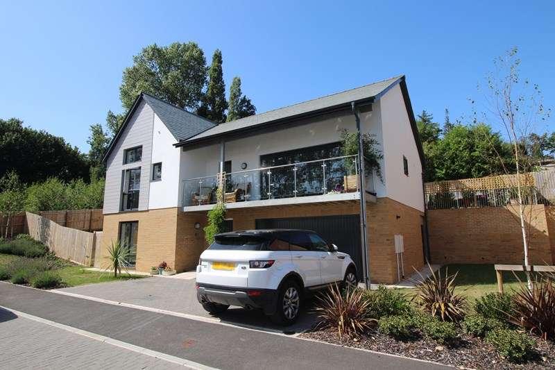4 Bedrooms Detached House for sale in Clevelands Park, Northam, Bideford