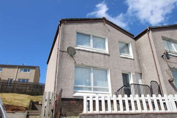 3 Bedrooms Property for sale in Minnoch Crescent, Maybole, Ayrshire, KA19 8DR