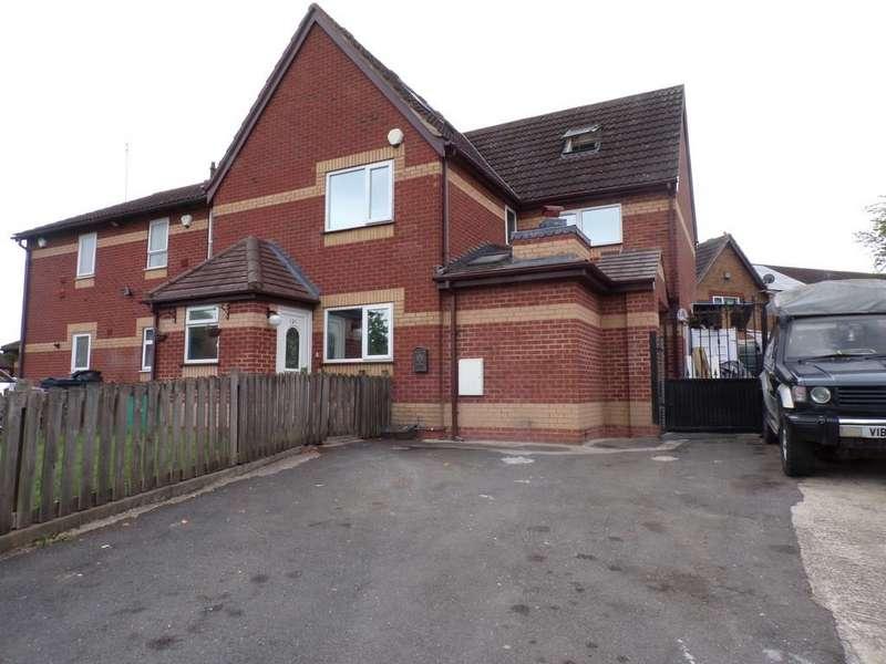 5 Bedrooms Semi Detached House for sale in Gossey Lane, Kitts Green, Birmingham