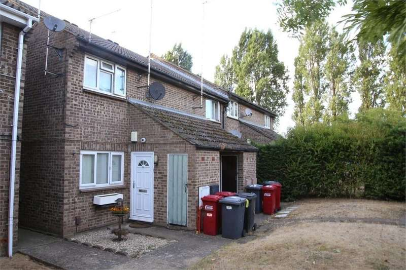 1 Bedroom Maisonette Flat for sale in Fotheringay Gardens, Cippenham, Berkshire