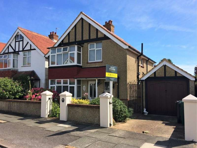 3 Bedrooms Detached House for sale in Mansfield Road, Hove