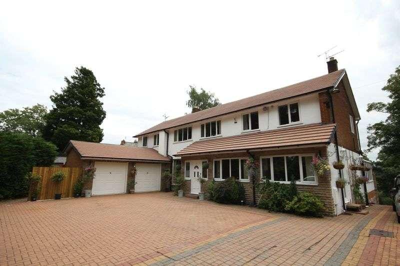 5 Bedrooms Property for sale in Oakenrod Hill Oakenrod, Rochdale