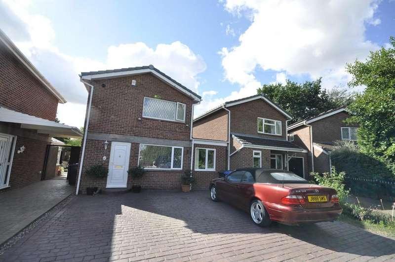 5 Bedrooms Detached House for sale in Hoveton Close, Shelton Lock