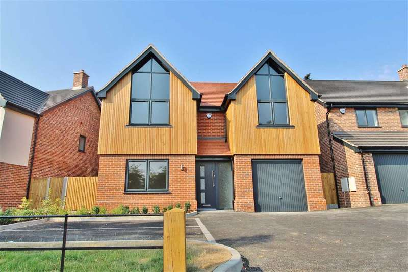 4 Bedrooms Detached House for sale in The Garland, Off Rushmere Road, Ipswich