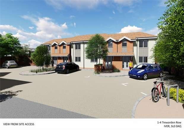 3 Bedrooms End Of Terrace House for sale in Trewarden Row, Trewarden Avenue, Iver Heath, Bucks